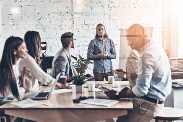 איך לנהל ישיבת הנהלה?