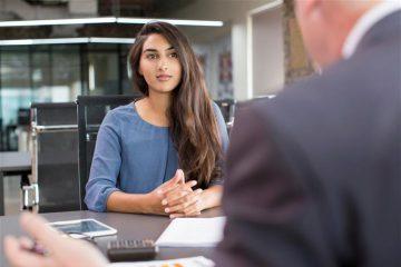 מה התשובה הנכונה לשאלה מדוע עזבת את מקום העבודה הקודם