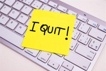 איך לכתוב מכתב התפטרות